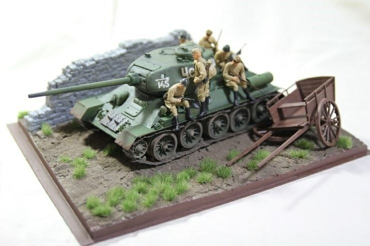 To West Dragon Tank model, miniart base made by Lee Juho