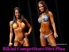 bikini competitors diet plan  http://www.imuscletalk.com