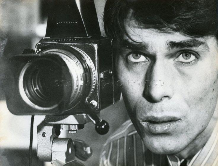 Laurent Terzieff LA Prisonniere Clouzot 1968 Photo Original 1 Hasselblad | eBay