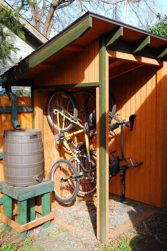 Shed With Critter Proof Foundation Diy How To Outdoor Living Storage Ideas Woodworking Projects Sheds