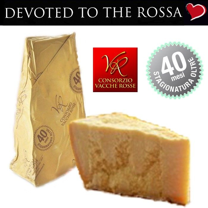 """Parmigiano Reggiano PDO  """"Vacche Rosse""""   #parmashop #parmesancheese #italianfood"""