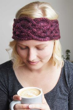 Knitting cables: an introduction | red heart.
