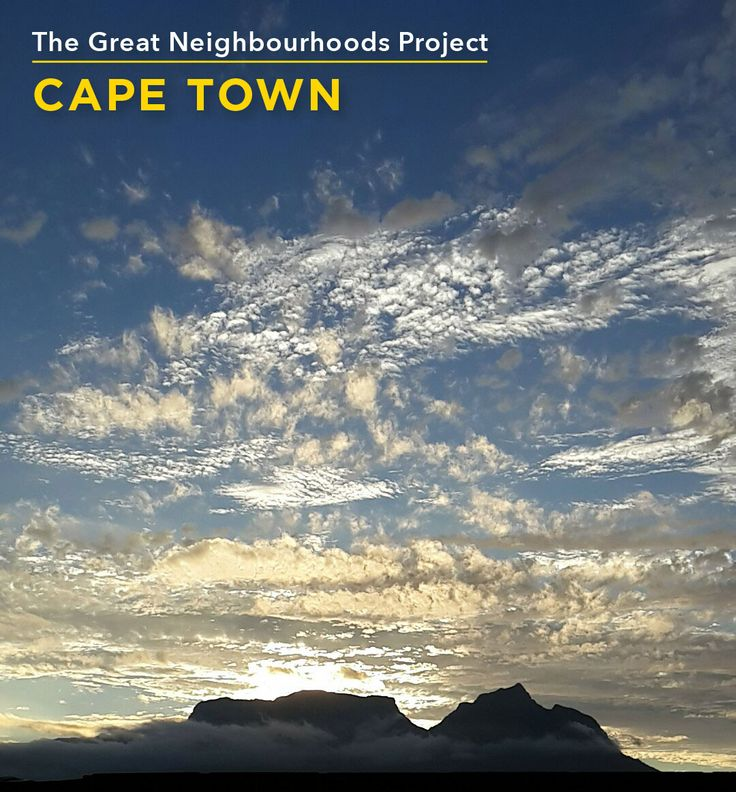 We love Cape Town because of it's beautiful sunsets (http://www.rawson.co.za/neighbourhoods)