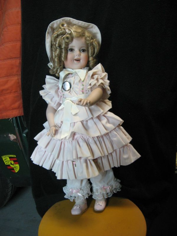 238 Best Images About Shirley Temple Dolls On Pinterest