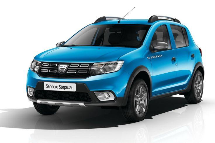 2017 Dacia Sandero Stepway Restylée