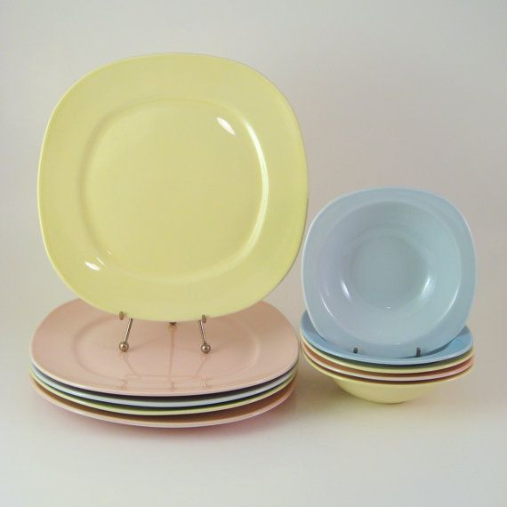1950s Dishes: 25+ Best Ideas About Vintage Dinnerware On Pinterest