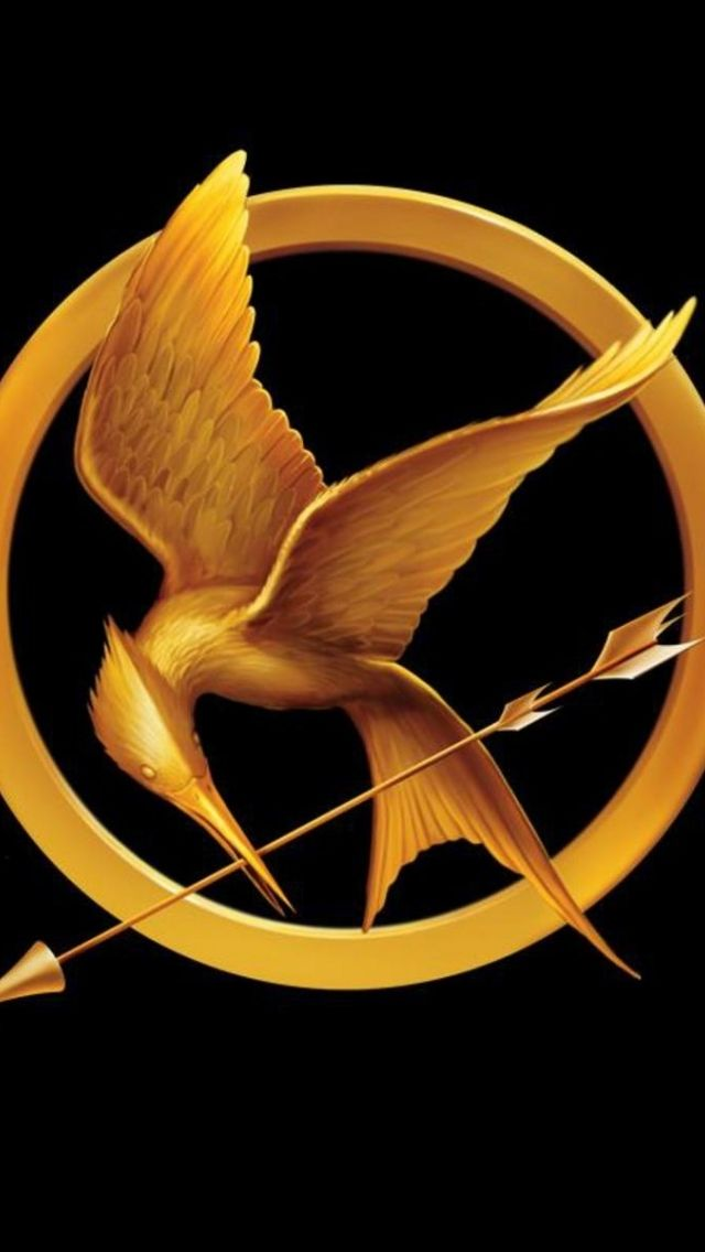 gallery for mockingjay iphone wallpaper