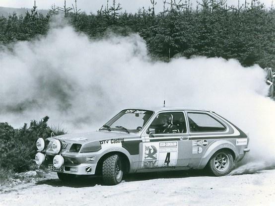 Used Peugeot Cars Salisbury >> ra Vauxhall Chevette 2300 HS Rally Car-1979 | Kadett / chevette | Pinterest
