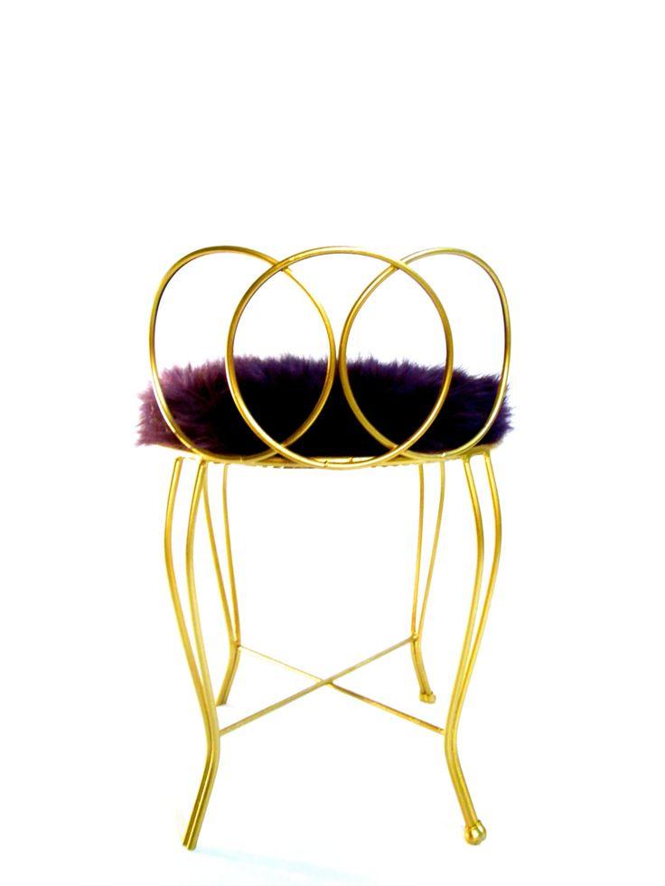 Mid Century Vanity Chair Shapeyourminds Com