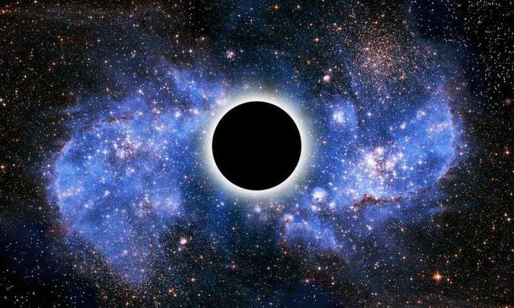 Buracos negros são capazes de engolir estrelas inteiras