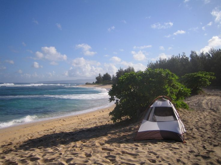 Beach Camping -- Have fun Camping. See camping tips and camping equipment at www.thecampingzone.com/zgb9