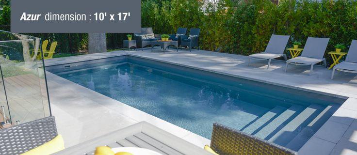 De 25 bedste id er om piscine creus e p pinterest for Prix piscine creusee