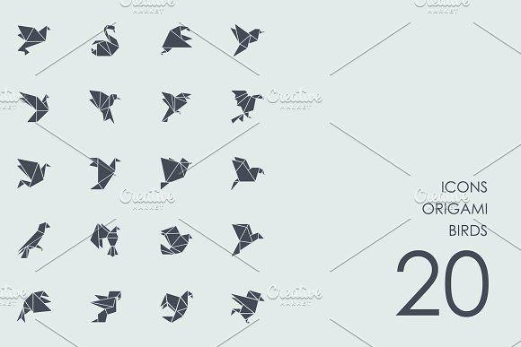 1000  ideas about origami birds on pinterest