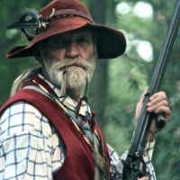 Mike Campbell | frontier skills | knife making | Blue Ridge Mountains | Blue Ridge National Heritage Area