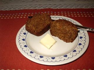 Muffins au jus de pruneaux et aux raisins