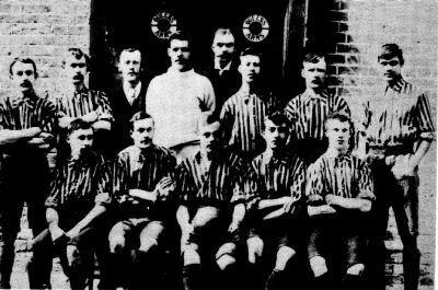 Watford St Mary's F.C, 1892—'up the Mary's. '