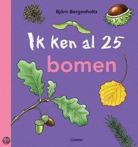 25 bomen - thema herfst - Lespakket