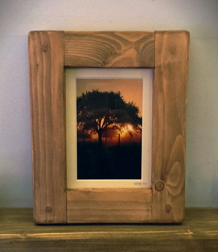 25 unique photo frames handmade ideas on pinterest for Handmade picture frame ideas