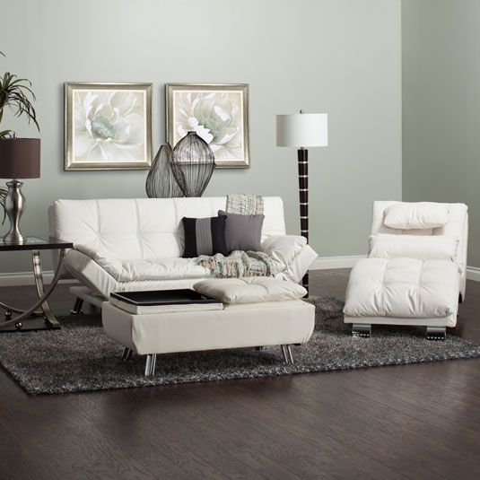 Alondra Sofa Chaise Ottoman By Jeromes Furniture Living Room