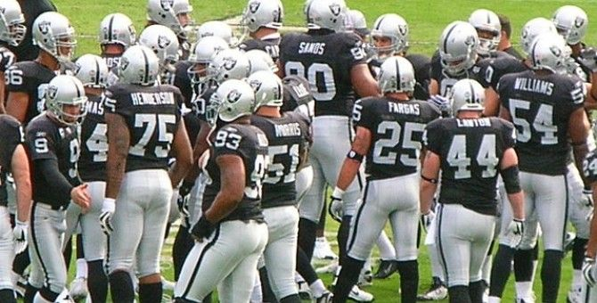 The Oakland Raiders preseason starts today. http://www.bubblews.com/news/5405404-the-oakland-raiders-preseason-starts-today