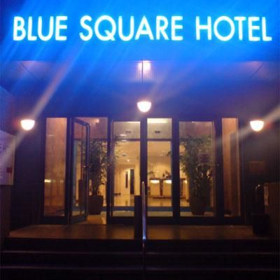 Low Cost Hotel Best Western Blue Square Amsterdam Netherlands