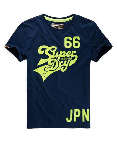 Superdry Curve T-shirt - Men's T Shirts