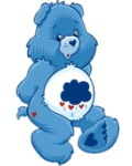 my favorite Care Bear