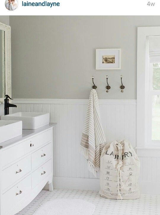 13 best light french gray sherwin williams images on - Best light gray paint color for bathroom ...