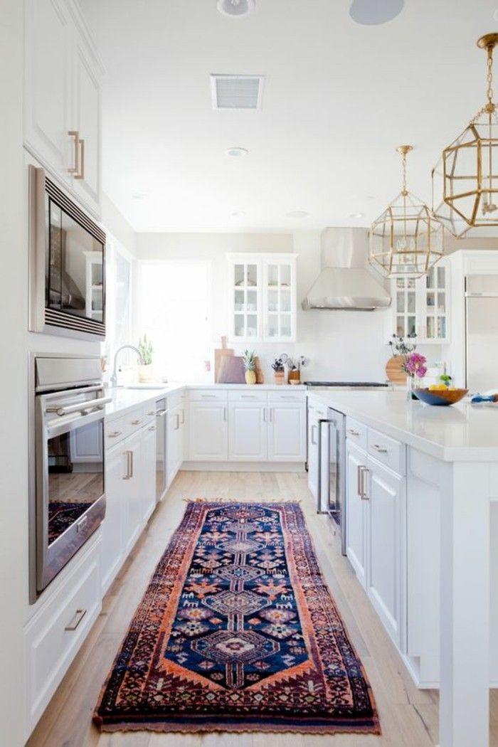 ▷ 1001+ Wunderschöne Ideen, Wie Sie Ihre Küche Dekorieren Können |  Kücheneinrichtung | Pinterest | Lampe Weiß, Kreative Wohnideen Und Weiße  Küchen
