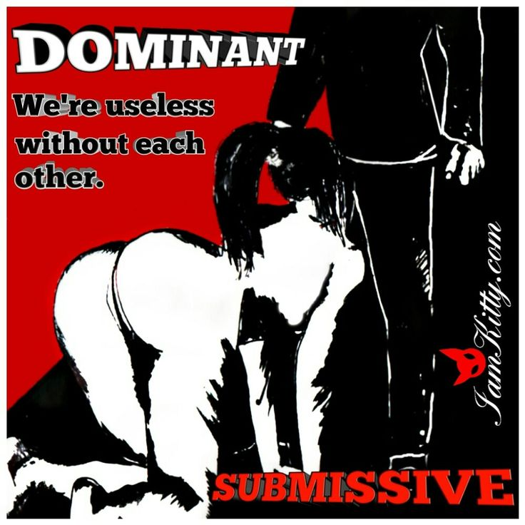 Bdsm useless slave