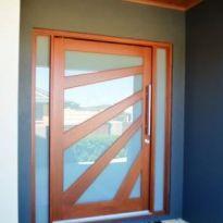 Pivot door, Solid timber, Perth