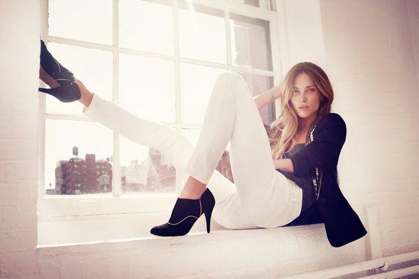 Erin Wasson Rockport Shoes Spokesperson - Erin Wasson Rockport Shoes - Marie Claire