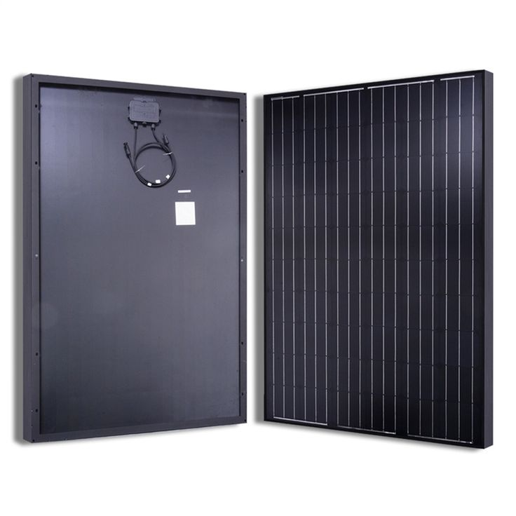 Renogy 250 Watts 24 Volts Monocrystalline Solar Panel is the first step to converting your house to solar. Whether you want to connect this to the electrical grid, or power your off-grid cabin, Renogy's 250W Monocrystalline Solar Panels will be the key element to your solar system. Visit renogy-store.com to see all of our solar options!