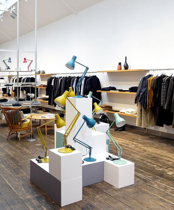 Anglepoise® + Margaret Howell Collection