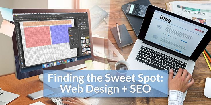 SEO and web design shouldn't compete but work together to attract new visitors to the website and funnel them through the buyer's journey.