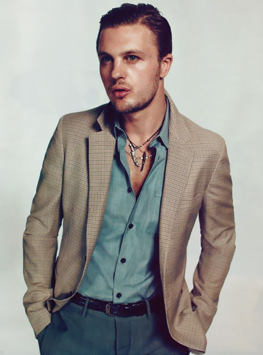 Michael Pitt in Prada for Panorama Icon Magazine Spring/Summer 2012