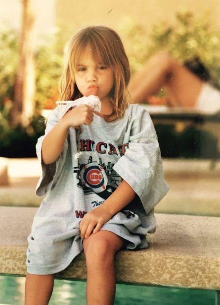 Emily Wickersham | Celeb Child Pics | Pinterest