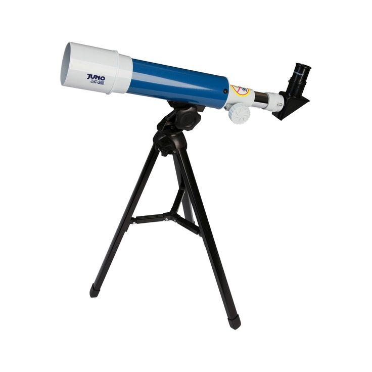 Explore Scientific Refracting Telescope - Blue/ Gray ( 50mm), Blue/Grey