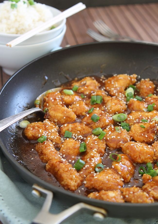 Healthier General Tso's Chicken | Henry Happened