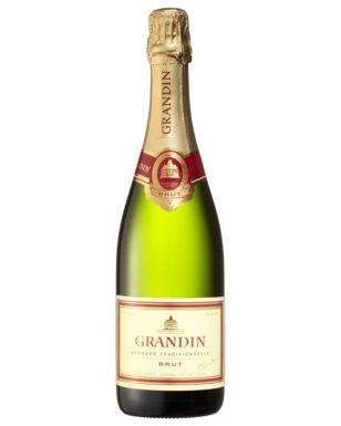 Grandin Méthode Traditionnelle Brut. 'Wedding wine'. French 75.