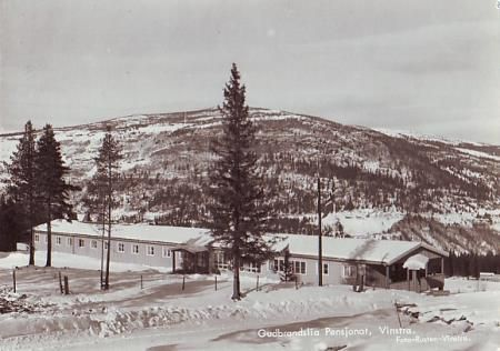 VINSTRA Nord-Fron Gudbrandslia Pensjonat