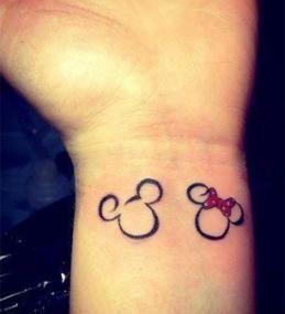 Tattoo small disney minnie mouse 65+ ideas