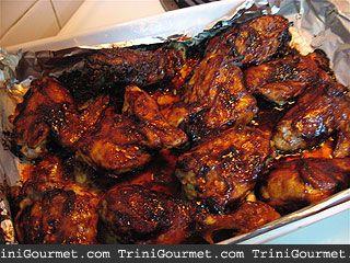Oven BBQ Chicken (recipe) | TriniGourmet.com