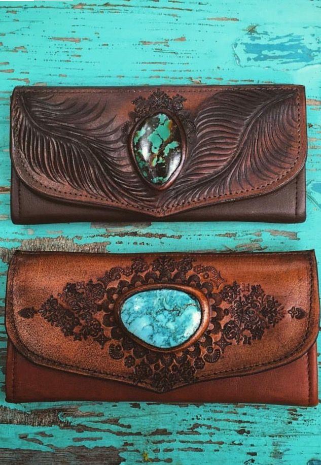 ☮ American Hippie Bohéme Boho Style ☮ Wallets