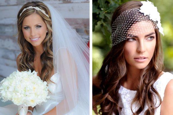 Bridal long hair inspiration
