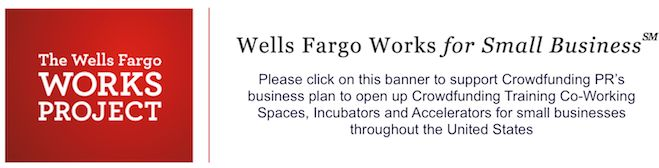 """Vote """"Yes"""" for Wells Fargo Entry to Launch #Crowdfunding Training Facilities https://crowdfundingpr.wordpress.com/2015/05/21/wells-fargo-announces-four-point-plan-to-expand-credit-coaching-programs-and-offer-75-million-in-investments-grants-and-micro-lending-for-small-businesses-in-the-u-s/?utm_content=buffer36559&utm_medium=social&utm_source=pinterest.com&utm_campaign=buffer Please Retweet"""