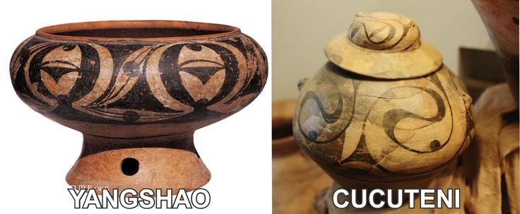 Surpriză: UIMITOARELE asemănări dintre cultura CUCUTENI și cultura chineză YANGSHAO. Cine pe cine a influențat acum 6-7.000 de ani?