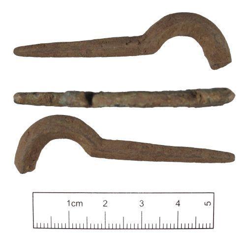 Post Medieval Jews harp.