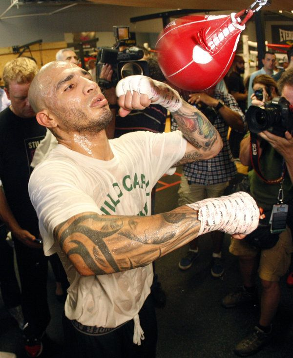 Can Sergio Martinez's body hold up against an improved Miguel Cotto?