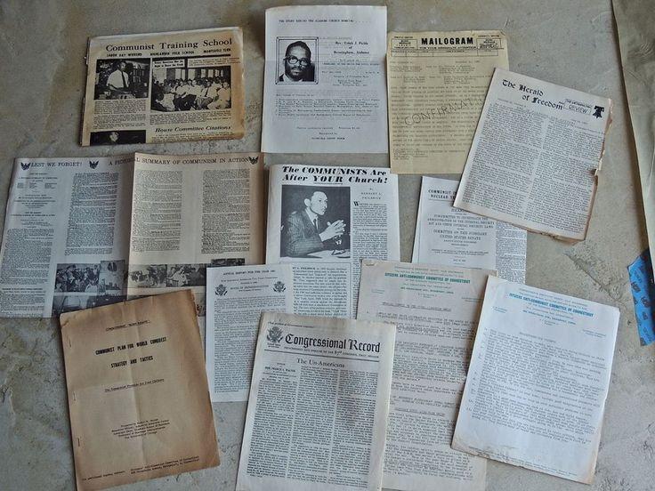 Propaganda cold war essay